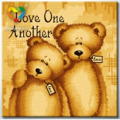 Любите друг друга (HB4040043)