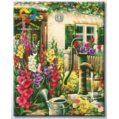 Цветочный водопой (HB4050292)