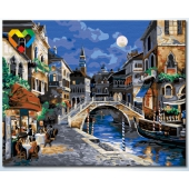 Ночная Венеция (HB4050304)