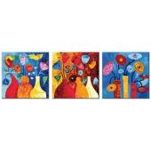 Цветочная абстракция (PH340120040)
