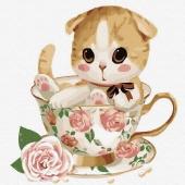 Котенок в чашке №4 (PC3030004)