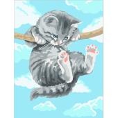 Котенок на ветке (PC3040021)