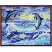 Резвящиеся дельфины (PC4050014)