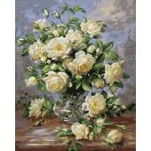 Букет белых роз (PC4050022)