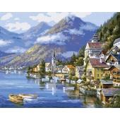 Хальштадт. Австрия (PC4050088)