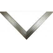 Рамка для картин по номерам 40х50см серебро