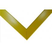 Рамка для картин по номерам 40х50см желтый