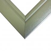Рамка для картин по номерам 50х65см серебро