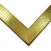 Рамка для раскрасок по номерам 50х65см золото
