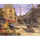 Цветочная лавка Парижа (PC4050127)