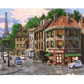 На улицах Парижа (PC4050131)