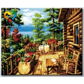 Лесная терасса (HB5060015)